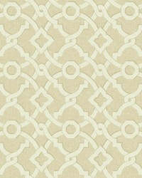 Global Chic Artistic Twist Wallpaper by