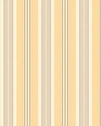 Waverly Stripes Long Hill Wallpaper by  Waverly Wallpaper