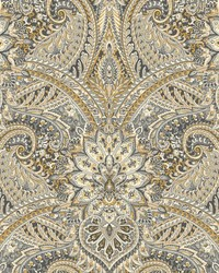 Waverly Classics II Swept Away Removable Wallpaper by
