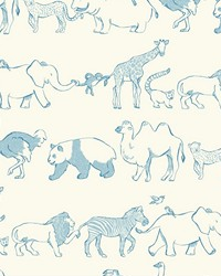 Congo Line                     by  Waverly Wallpaper
