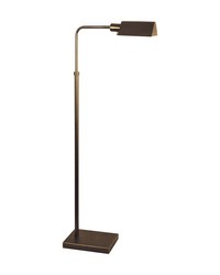 Pharmacy Floor Lamp In Bronze by