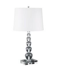 Estrella Crystal Orb Table Lamp by