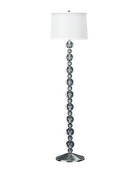 Crystal Ball Floor Lamp by
