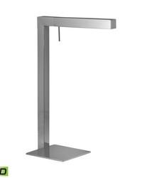 Chrome LED Desk Lamp by