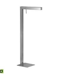 Chrome LED Floor Lamp by