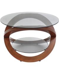 Linx Coffee Table Walnut smoked by