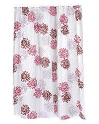 Emma Fabric Shower Curtain by