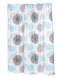 Isabella Fabric Shower Curtain by