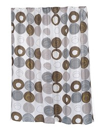 Madison Fabric Shower Curtain by