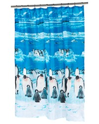Polar Fabric Shower Curtain by