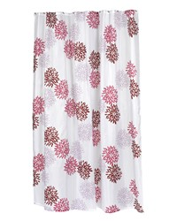 Extra Long Emma Fabric Shower Curtain Size 70 Wide x 96 Long by
