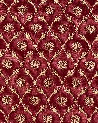 2643 Crimson/Trellis by