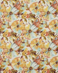 Large Print Floral Fabric  4611 Catalina