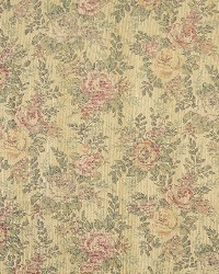 Pink Large Print Floral Fabric  9290 Meadow Rose