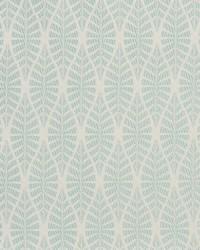 White Shades Of Teal Fabric Charlotte Fabrics CB700-209