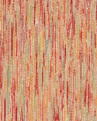 Yellow Shades Of Coral Fabric Charlotte Fabrics CB800-104