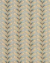 Yellow Shades Of Teal Fabric Charlotte Fabrics CB800-86