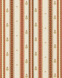 Yellow Shades Of Coral Fabric Charlotte Fabrics CB800-97