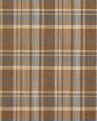 D100 Wheat Plaid by