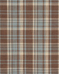 D104 Cornflower Plaid by