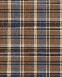 D106 Indigo Plaid by