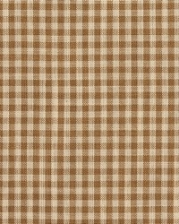 D114 Wheat Gingham by
