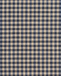 D120 Indigo Gingham by