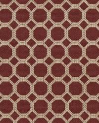 D1226 Burgundy Honeycomb by