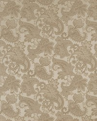D1556 Champagne Paisley by