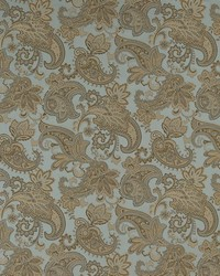 D1557 Seaglass Paisley by