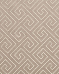 D175 Taupe Greek Key by
