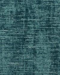 Blue Chenille Textures Fabric  D673 Mermaid