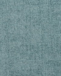 Blue Chenille Textures Fabric  D691 Capri