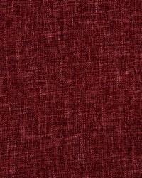Red Chenille Textures Fabric  D698 Crimson