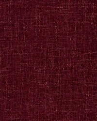 Red Chenille Textures Fabric  D708 Scarlet