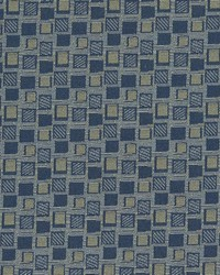 Charlotte Fabrics D925 Squares/Navy Fabric