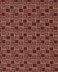 Charlotte Fabrics D928 Squares/Spice Fabric