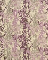 Purple Abstract Fabric  I9400-36