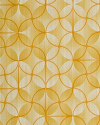 Yellow Contract Vinyl Fabric  V274 Saffron