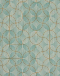 Blue Contract Vinyl Fabric  V276 Mist