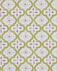 Trellis Diamond Fabric  Grace Falls Peony