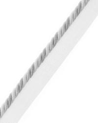 Silver Fabricut Trim Fabricut Trim Capo Platinum