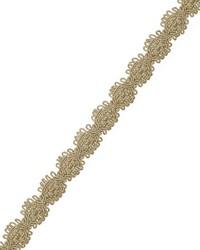 Scallop Spun Gold by