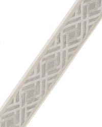 Crosshatch Silver Pearl by