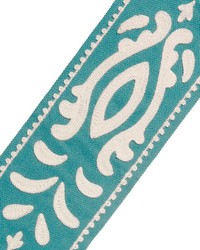 Guadeloupe Turquoise by  Stroheim And Romann Trim