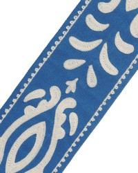 Guadeloupe Cobalt by  Stroheim And Romann Trim