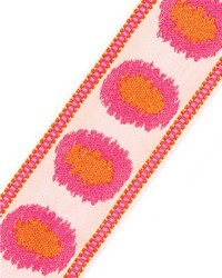 Bloomsbury Pink Orange by  Stroheim And Romann Trim