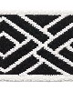 Stout Trim BACALL BORDER DOMINO