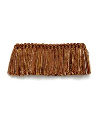 BRUSH FRINGE COPPER by