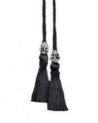 Alchemy Chair Tie Onyx by  Robert Allen Trim